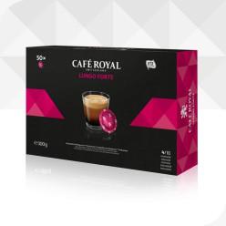 50 Capsules RISTRETTO compatibles Nespresso®* Professionnel