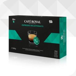 50 Capsules DECAFEINATO compatibles Nespresso®* Professionnel