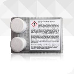 2 tablettes de détartrage