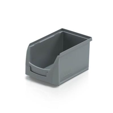964010 - Bac à bec 23 x 15 x 12,5 cm - 3.5L - gris