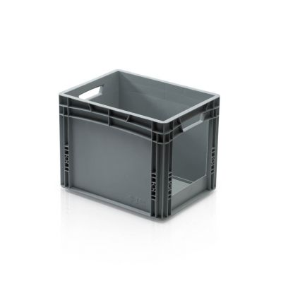 965645 - Euro container with open front 40 x 30 x 32 cm