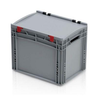 Euro container avec couvercle