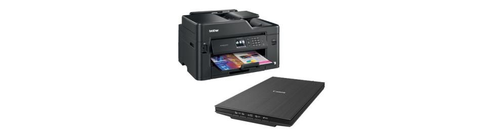 Télécopieurs, imprimantes et copieurs