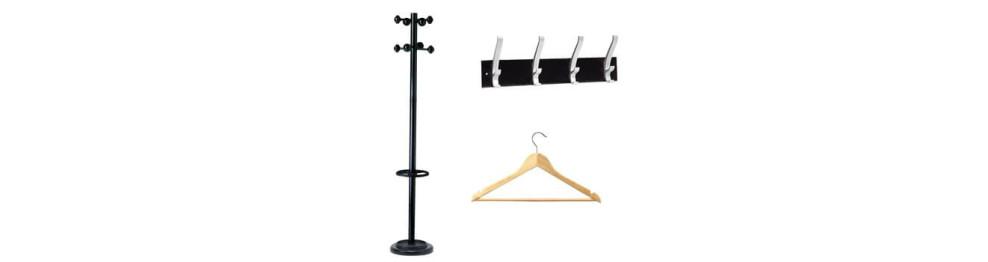 Coat rack and umbrella stand