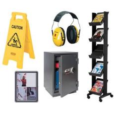 Safety & signage