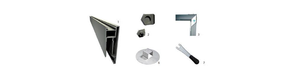 Composants OVIO
