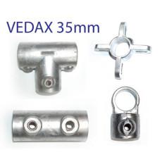 Frame componenten 35mm