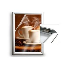 Clic Clac Black Frame A4 Mitred Corners Fulldisplay