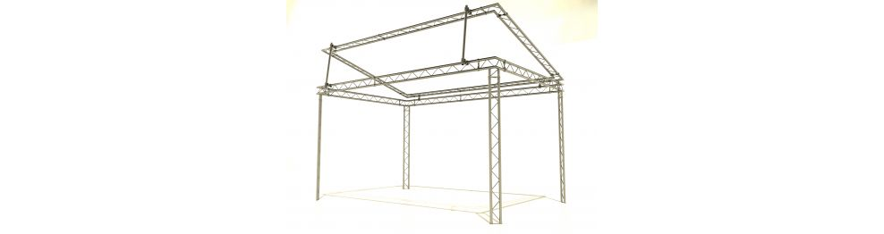 Structure Truss sur mesure