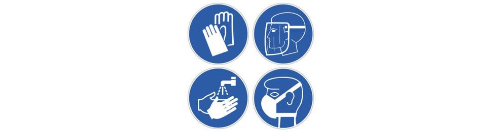 Pictogramme de sécurité
