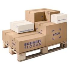 Caisse carton imprimée personnalisée