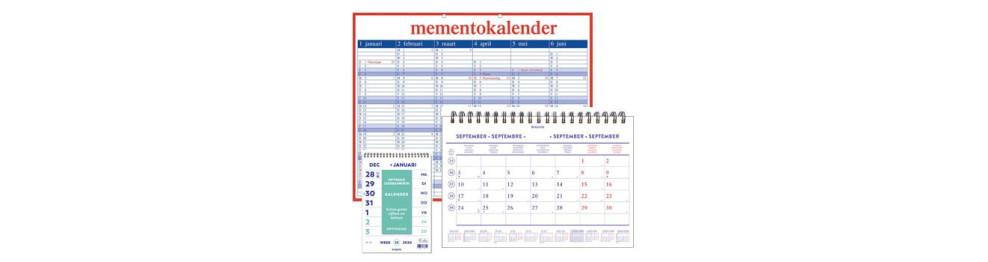 Memento calendars