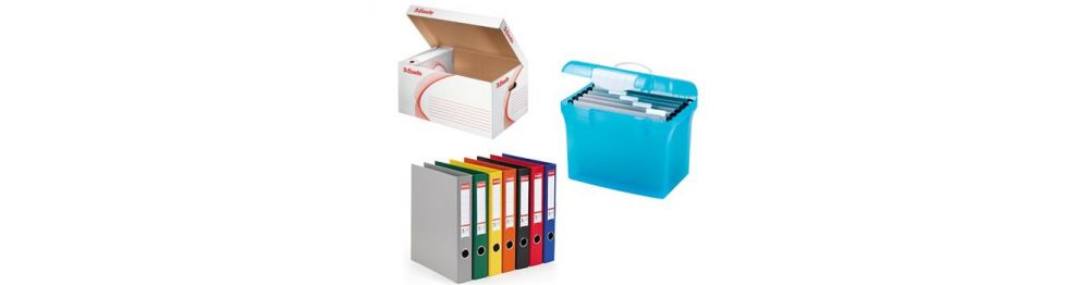Filing & Archiving