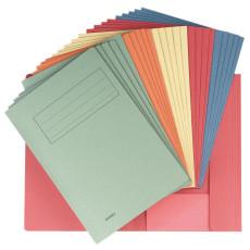Cardboard file folders