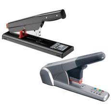 High capacity staplers